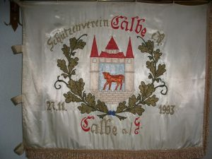 Vereinsfahne 1993